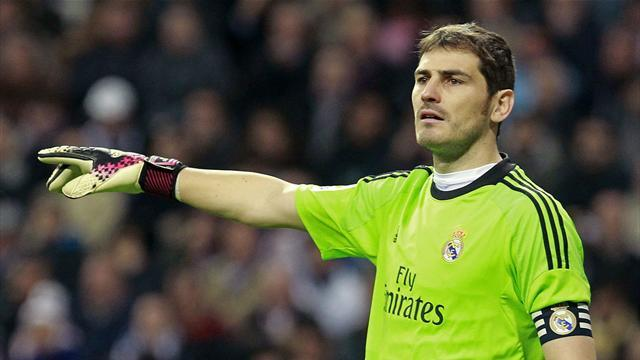 Liga - Valladolid-Real Madrid: Con Casillas a por la Liga (21:00)