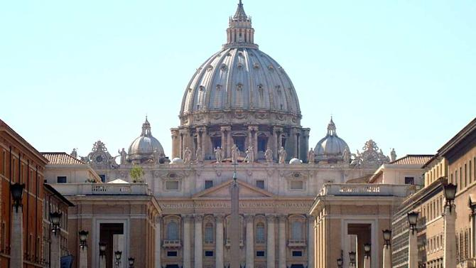 Travel Europe Churches St Peters Basilica Vatican