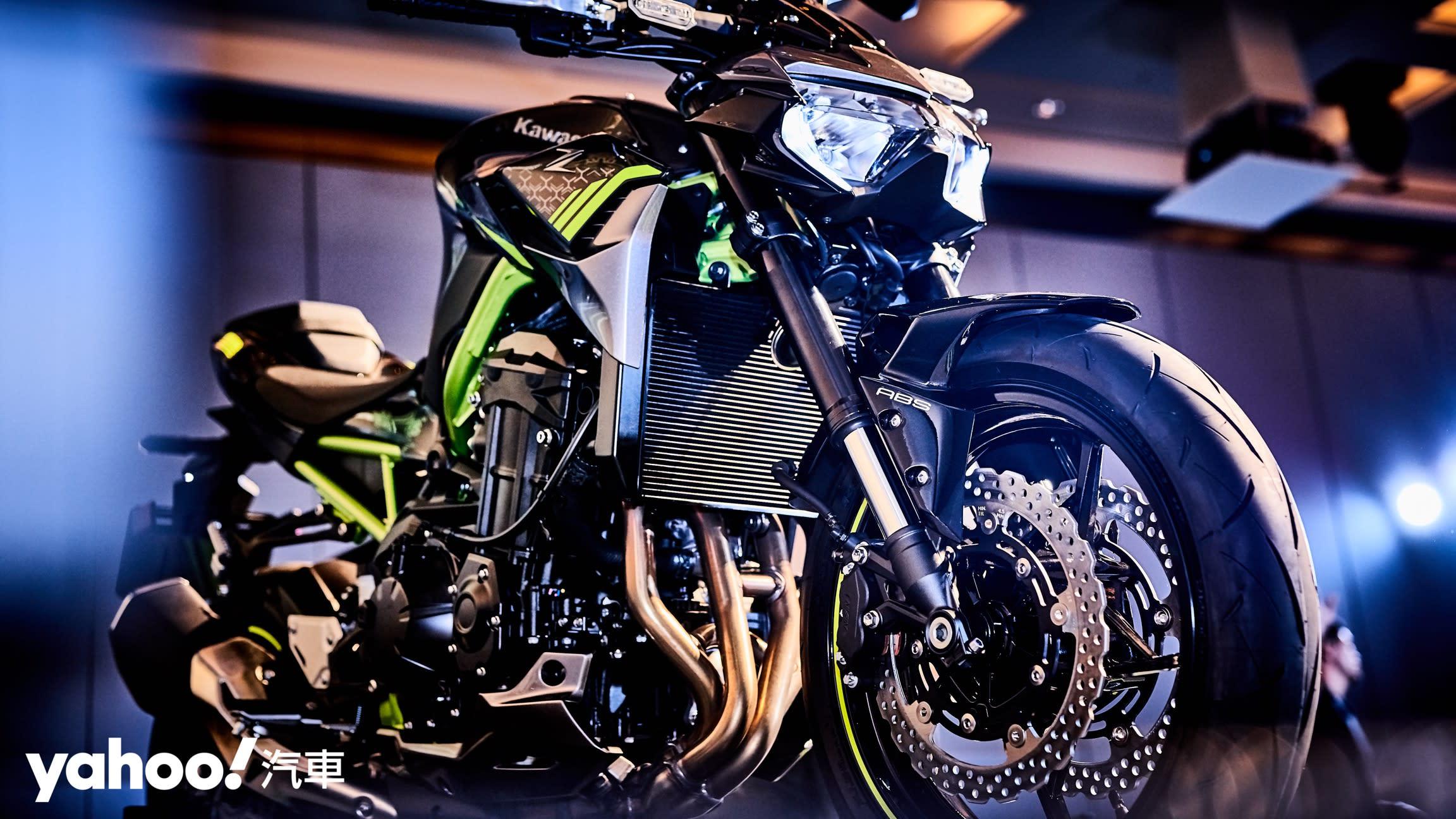 【新車圖輯】街頭霸王再進化!2020 Kawasaki全新Z900正式登台!