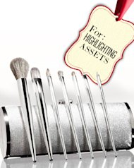 Sonia Kashuk Travel Brush Set