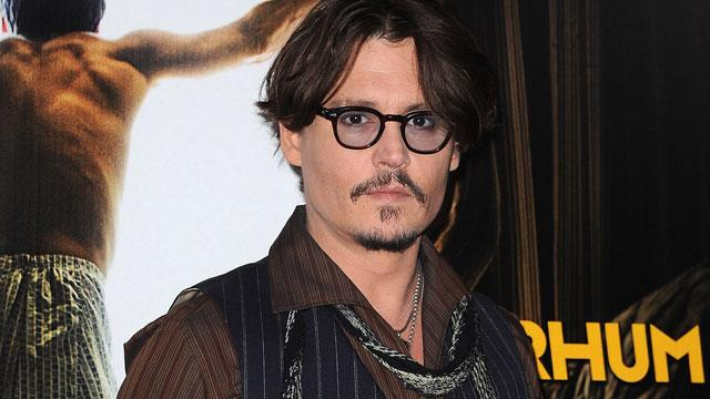 Johnny Depp: I'm Still with Vanessa Paradis