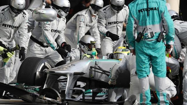 Formula 1 - Brawn: Mercedes' tyre struggles in Bahrain worse than expected