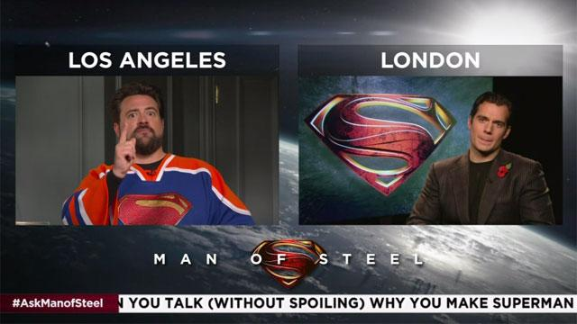 Henry Cavill on What 'Man of Steel' Says About Bullying