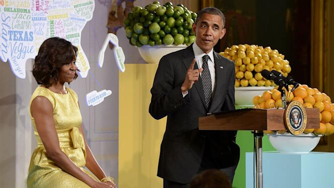 Obama's Favorite Food Quip Rekindles Broccoli Debate