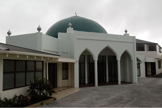 Ponsonby Mosque in Ponsonby, Auckland, New Zealand