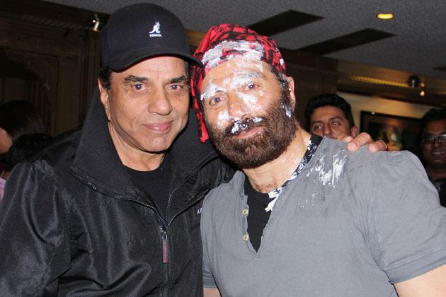 Sunny Deol's son Karan turned rapper for his father 56 th birthday.