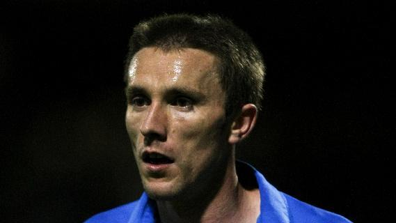 Former Shrewsbury star Kevin McIntyre will miss Rochdale's trip to Gillingham