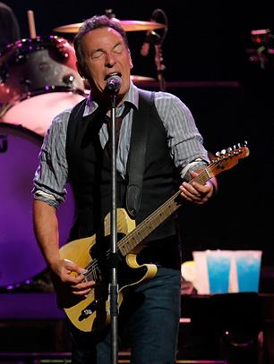 Bruce Springsteen Dedicates Song to Jersey Storm Victims at Penn State Gig