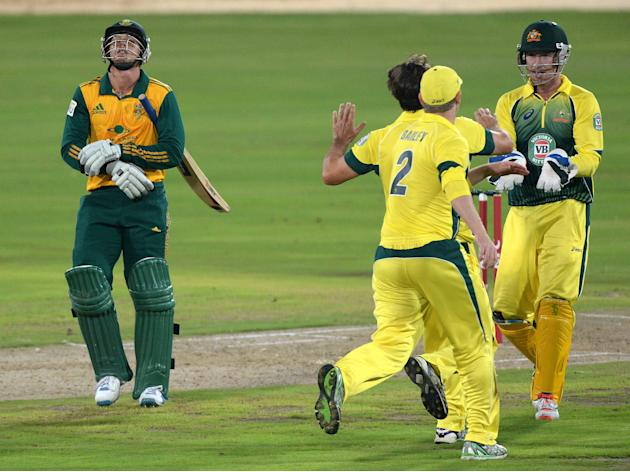 3rd KFC T20 International: South Africa v Australia