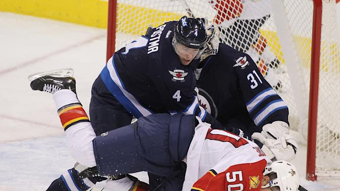 Florida Panthers v Winnipeg Jets