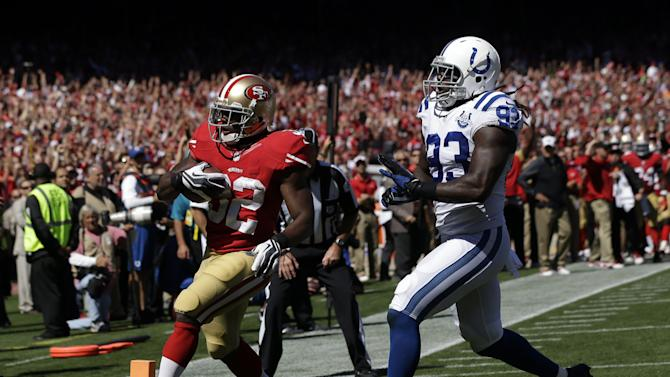 Colts 49ers Football