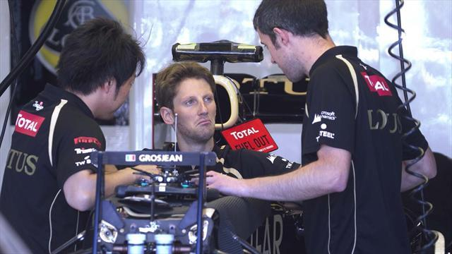 Formula 1 - Grosjean: I'm yet to show my potential