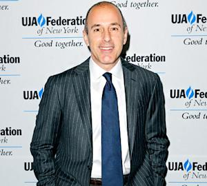 "Matt Lauer Jokes About His Bad Reputation: ""I Have a Lower Q Rating Than Polio"""
