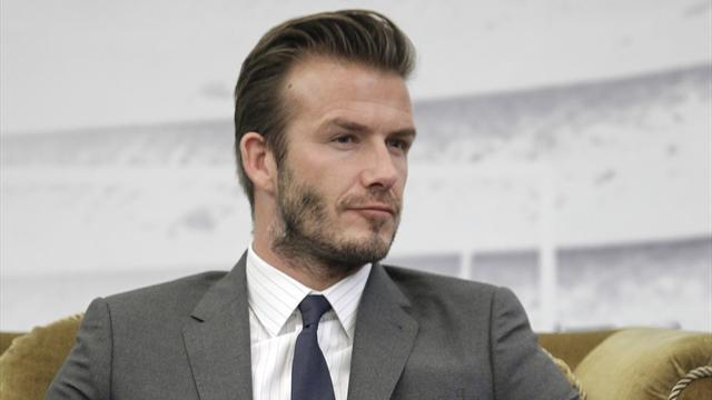 Concacaf Football - David Beckham in the 'final stages' of MLS deal