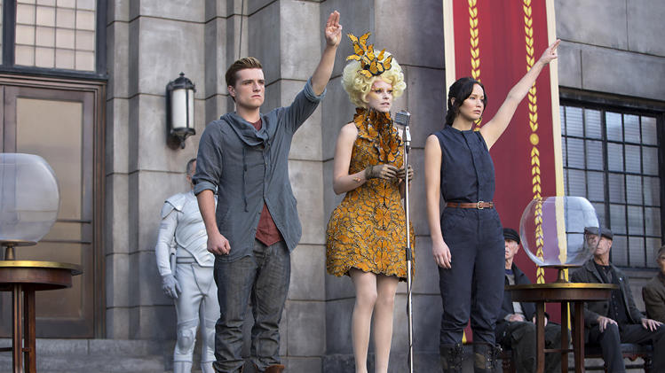 Catching Fire Movie Stills