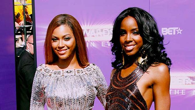 Beyonce Rowland BET Awards