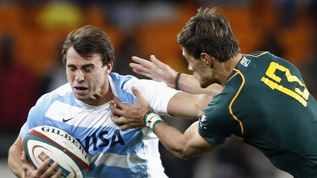 Championship - Argentina to put Wallabies scrum under microscope