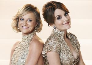 Tina Fey and Amy Poehler Preview the Booze-Soaked, (Possibly) Bust-Baring Golden Globes