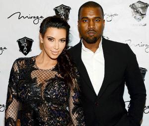 Kim Kardashian Gets $73,000 Cartier Bracelet From Kanye West for Valentine's Day