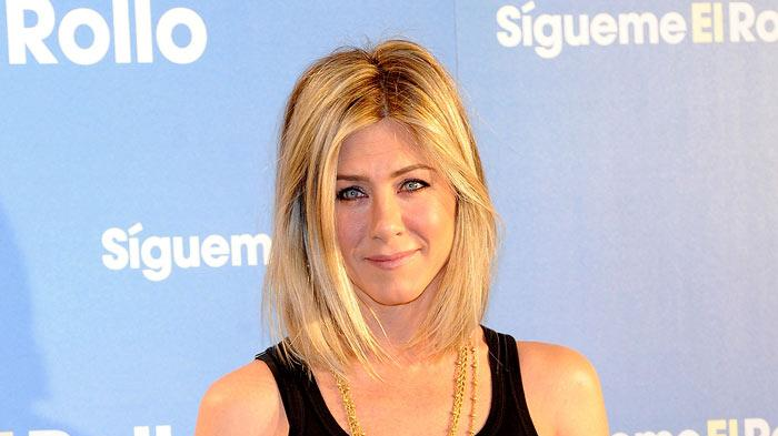 Jennifer Aniston Sigueme El Rollo