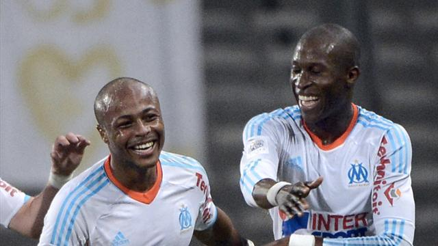 Ligue 1 - Last-gasp Fanni gives Marseille win