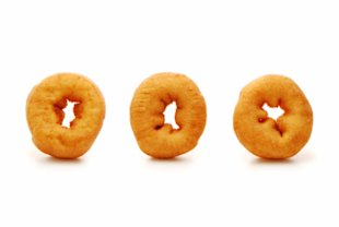 Hey look donuts! Never mind, they're plain. (ThinkStock)