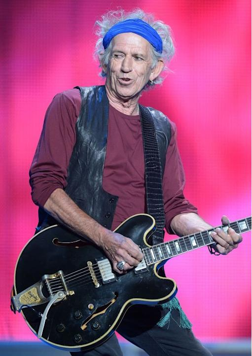 Keith Richards, Roger Waters, Frank Zappa: music docs on the way