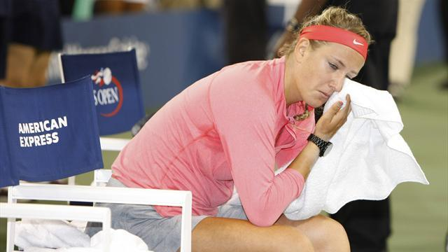 French Open - Azarenka out of Roland Garros due to foot injury