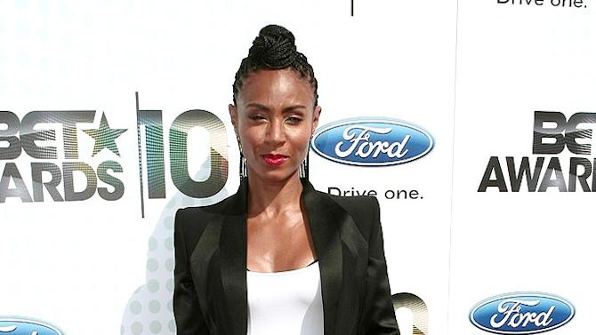Smith Jada Pinkett BET Awards