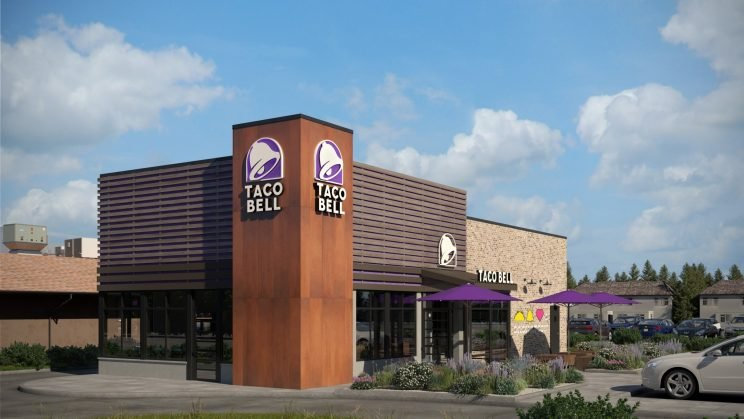 Taco Bell concept