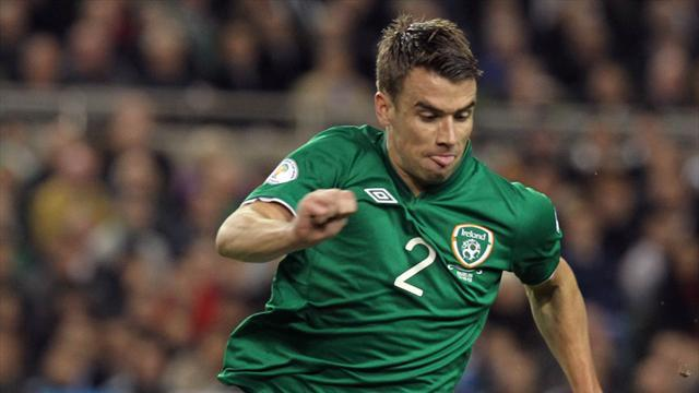 Football - Coleman and Wilson in Ireland squad
