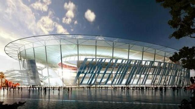 Serie A - Roma unveil plans for new 52,500-capacity stadium