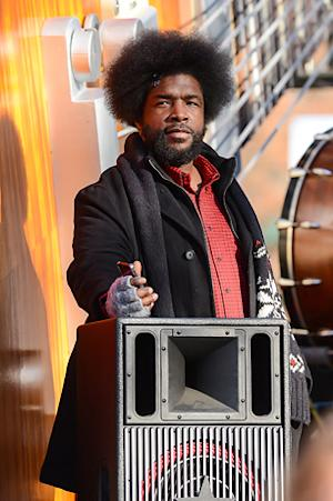 Questlove Gives NYU Students a Crash Course in Retro