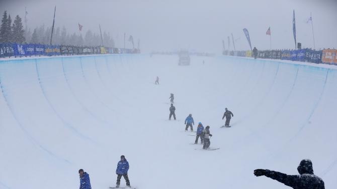 U.S. Snowboarding and Freeskiing Grand Prix Breckenridge - Day 5