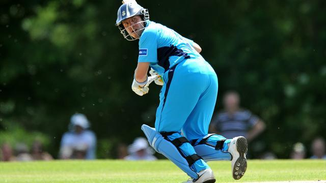 County - Derbyshire beat Leicestershire in T20