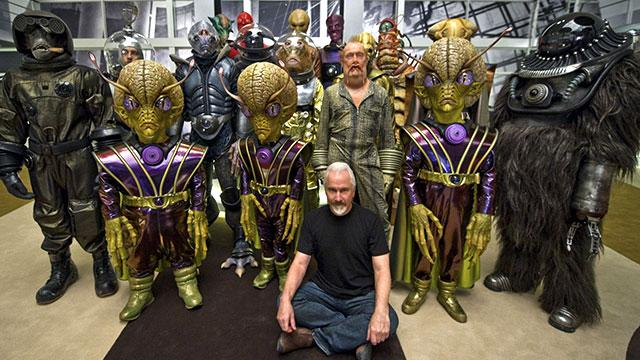 The Famous Monsters & Aliens of Rick Baker