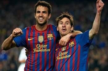 Fabregas: Barcelona take Spanish Supercopa very seriously
