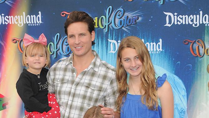 Peter Facinelli Disney Evnt