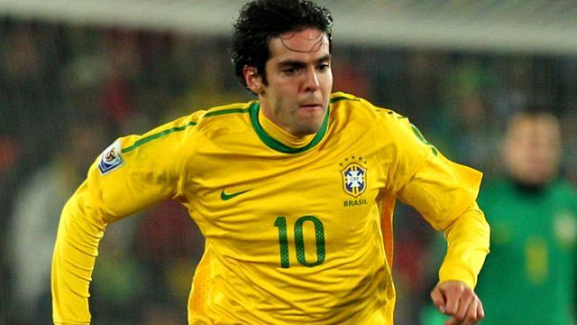 World Cup - Kaka recalled by Brazil after two-year absence