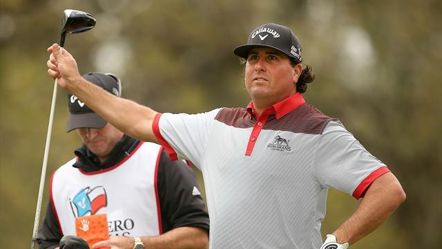 Golf - Perez, Lee share first-round lead at Texas Open