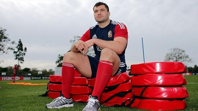 Lions Tour - Corbisiero and Roberts set to miss out