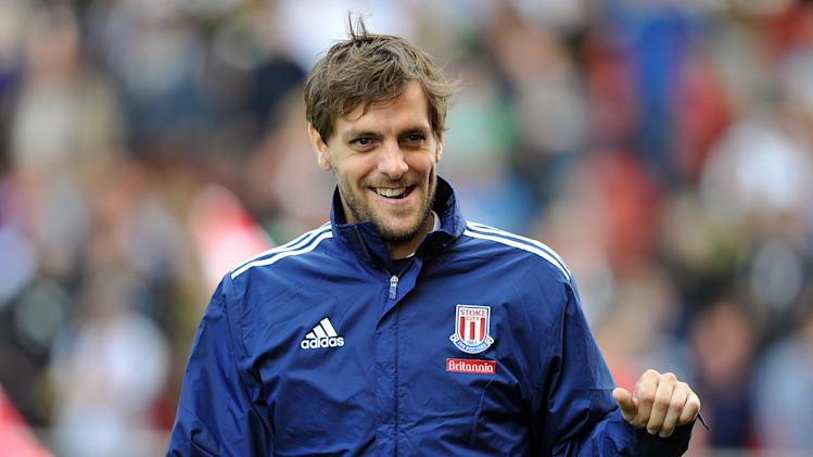Jonathan Woodgate has returned to Middlesbrough after his contract at Stoke expired
