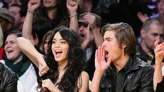 Hudgens Efron Lakers Gm
