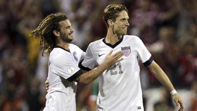 World Cup - US seal World Cup berth with win over Mexico