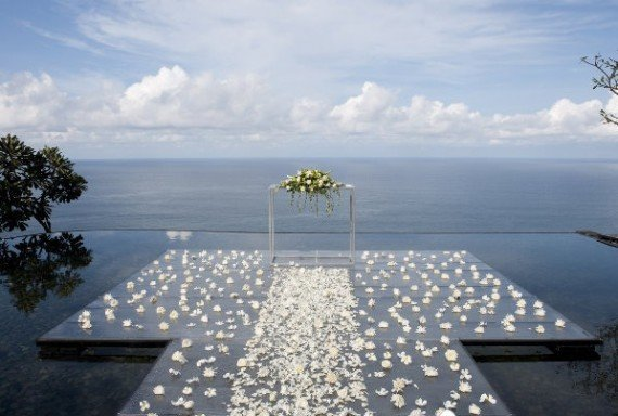 BVLGARI Water Wedding 1