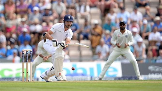 Cricket - England on course to end bad run in Third Test
