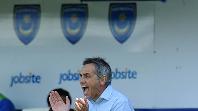 Soccer - Sky Bet League Two - Portsmouth v Oxford United - Fratton Park