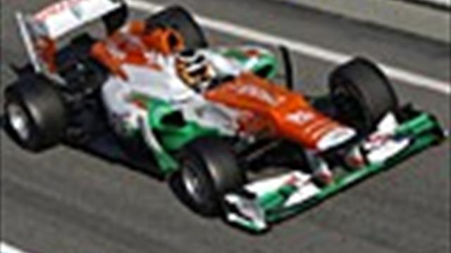 Formula 1 - Force India aims for fifth for 2013