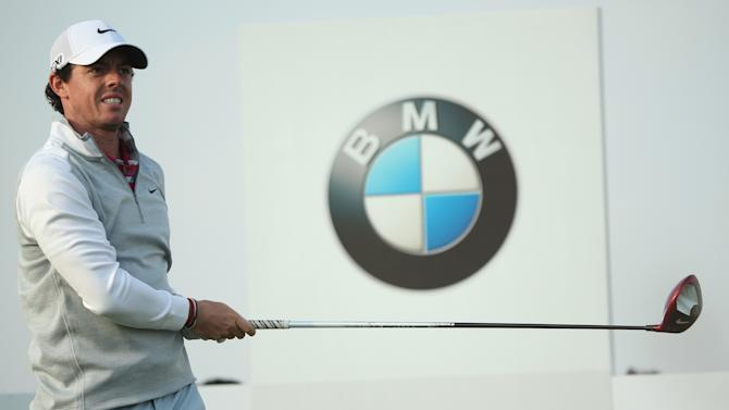 BMW Masters - Day One