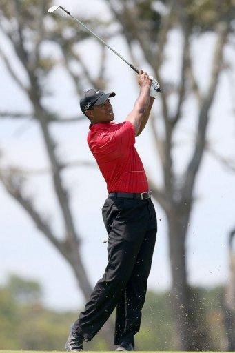 Tiger Woods also qualified for the Ryder Cup team